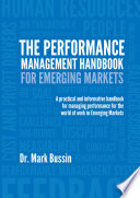 The Performance Management Handbook for Emerging Markets