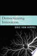 Book Democratizing Innovation