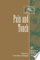 Pain And Touch : and pain led to the...