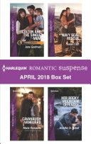 Harlequin Romantic Suspense April 2018 Box Set Book