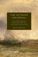 download ebook the intimate universal pdf epub