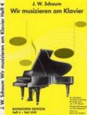 Wir musizieren am Klavier 4