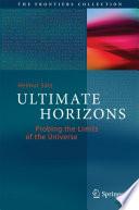 Ultimate Horizons