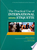 Practical Use of International Etiquette
