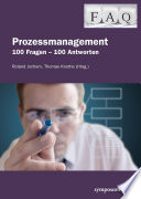 FAQ - Prozessmanagement