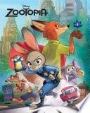 Zootopia Movie Storybook
