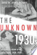 The Unknown 1930s