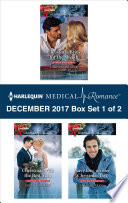 Harlequin Medical Romance December 2017 Box Set 1 Of 2