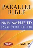 Parallel Bible PR Am NKJV Large Print