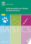 VetBasics Verhaltensmedizin und -therapie bei Hund und Katze
