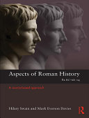 Aspects of Roman History 82BC-AD14