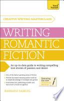 Masterclass Writing Romantic Fiction book