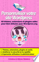illustration Personnaliser votre site Wordpress