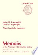 Almost Periodic Measures Book PDF