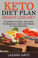 Keto Diet Plan Weight Loss Diet