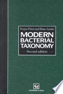 Modern Bacterial Taxonomy book