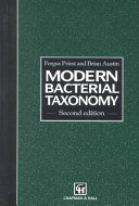 Modern Bacterial Taxonomy