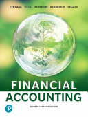 Financial Accounting, Seventh Canadian Edition
