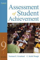 Assessment of Student Achievement