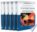 Encyclopedia of Information Science and Technology  First Edition