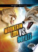Mountain Lion Vs Coyote