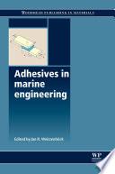 Adhesives in Marine Engineering
