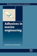 Adhesives in Marine Engineering Book