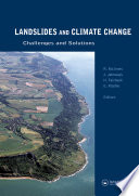 Landslides And Climate Change Challenges And Solutions book