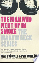 The Man Who Went Up in Smoke by Maj Sjöwall