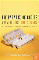 cover img of The Paradox of Choice