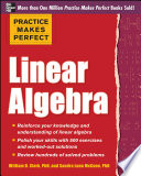 Practice Makes Perfect Linear Algebra  EBOOK