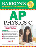 Barron s AP Physics C  4th Edition