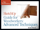 Sketchup Guide For Woodworkers