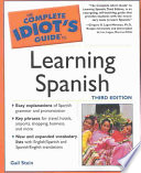 The Complete Idiot s Guide to Learning Spanish