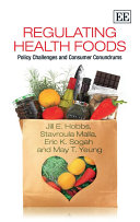 download ebook regulating health foods pdf epub