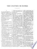 Revue des cours scientifiques de la France et de l   tranger