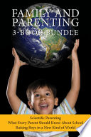 Family and Parenting 3 Book Bundle