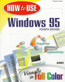How to Use Windows 95