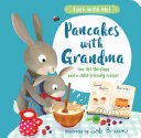 Pancakes With Grandma : book about making pancakes with grandma! recipe...