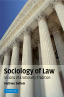 Sociology of Law