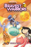 Bravest Warriors Volume Join Beth Wallow Chris
