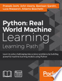 Python Real World Machine Learning