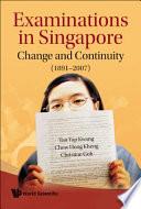 Examinations in Singapore