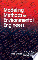 Modeling Methods For Environmental Engineers