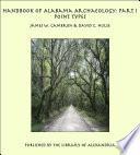Handbook of Alabama Archaeology: Part I Point Types
