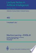 Machine Learning   EWSL 91