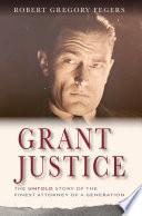 Book Grant Justice