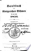 Kaiserlich königlicher Schematismus für das Königreich Böheim auf das gemeine Jahr ...