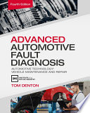 Advanced Automotive Fault Diagnosis  4th Ed