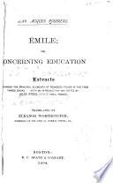 mile  Or  Concerning Education